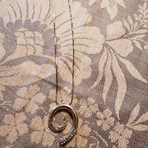 Brighton silvertone Cristolina necklace